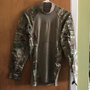 Tops - Official U. S. Army Flame Resistant Combat Shirt